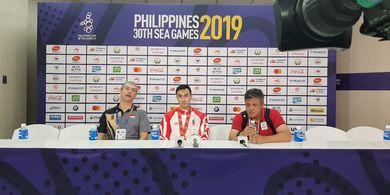SEA Games 2019 - Ini Kunci Keberhasilan Tim Voli Putra Indonesia Raih Emas Usai 10 Tahun