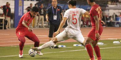 Vietnam Pupuskan Asa Timnas U-22 Indonesia untuk Raih Medali Emas SEA Games 2019