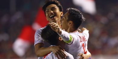 Sejarah Baru, Vietnam Kawinkan Medali Emas Sepak Bola Putra dan Putri
