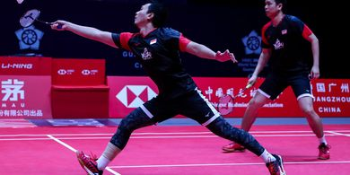 Rekap Hasil BWF World Tour Finals 2019 - 5 Wakil Indonesia Keok, The Daddies Pastikan Lolos