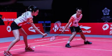 BWF World Tour Finals 2019 - Tampil Tanpa Beban, Hafiz/Gloria Menang