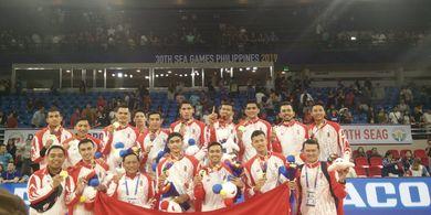 Sejarah Hari Ini - Tim Voli Putra Indonesia Akhiri Paceklik Emas SEA Games