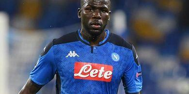 Cristiano Giuntoli Tegaskan Kalidou Koulibaly Bertahan di Napoli