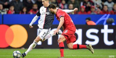 VIDEO - Gol Ronaldo Patenkan Posisi Top Scorer Sepanjang Masa Liga Champions
