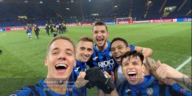 Ucapan Terima Kasih Ganda dari Atalanta buat Manchester City