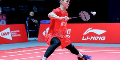 BWF World Tour Finals 2019 - Dikalahkan Momota, Jonatan Tersisih