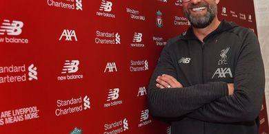 Klopp Jelaskan Alasannya Setujui Perpanjangan Kontrak di Liverpool