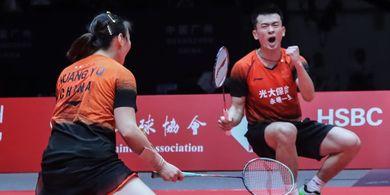 Final BWF World Tour Finals 2019 - Nyaris Disingkirkan Wakil Indonesia, Zheng/Huang Jadi Juara