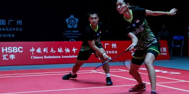 BWF World Tour Finals 2019 - Penyesalan 2 Ganda Campuran Indonesia