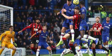 Hasil Liga Inggris - Kecolongan Gol Lewat VAR, Chelsea Kembali Kalah
