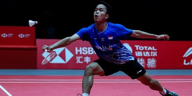 Final BWF World Tour Finals 2019 - Dibekuk Momota, Anthony Jadi Runner-up