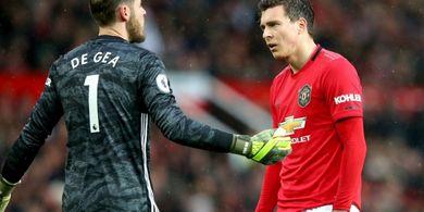 Hasil dan Klasemen Liga Inggris - Man United Imbang, Man City Pangkas Poin dengan Leicester