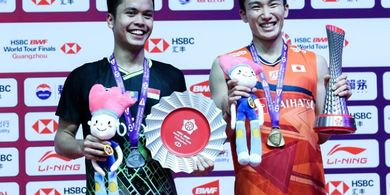 Rekap Final BWF World Tour Finals 2019 - China Juara Umum, Indonesia dan Jepang Sabet 1 Gelar