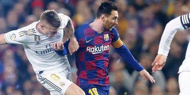 Bek Buangan Barcelona Ungkap Lionel Messi Bisa Hindari 100 Tekel dari 100 Percobaan