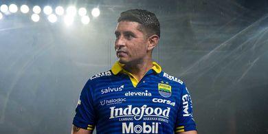 Nasib Esteban Vizcarra di Persib Akhirnya Terang Benderang