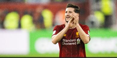 Leicester Mulai Pembicaraan dengan Liverpool untuk Merekrut Lallana