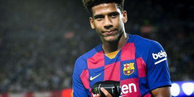 Jean-Clair Todibo: Lionel Messi Sangat Dilindungi dalam Latihan Barcelona
