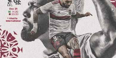 Bintang Flamengo Enggan Bicara Masa Depan Pascakalah dari Liverpool