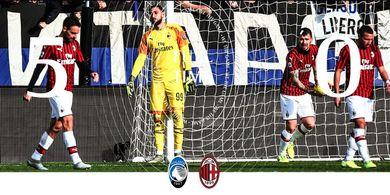 Kalah 0-5 dari Atalanta Membuka Mata, AC Milan Klub yang Salah Urus