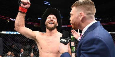 Kariernya Terancam Dibunuh Bos UFC, Donald Cerrone Pilih Cuek Saja