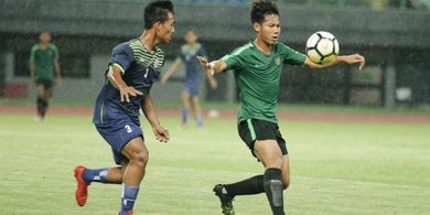 2 Tim Lokal Asal Jawa Timur Jajal Kekuatan Timnas U-16 Indonesia