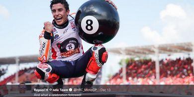 Marc Marquez Bongkar Faktor Kunci Kesuksesannya di MotoGP