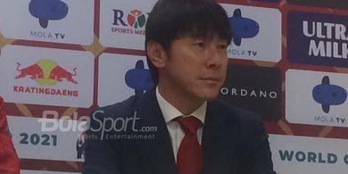 Besut Timnas Indonesia, Shin Tae-yong Akan Didampingi Pelatih Lokal