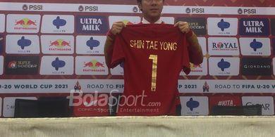 Shin Tae-yong Akan Segera Panggil Pemain ke TC Timnas Indonesia