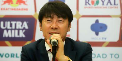 Shin Tae-yong Bicara Hari Pertama TC Timnas U-19 Indonesia di Thailand