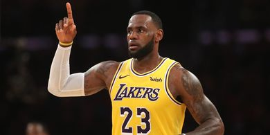 Playoffs NBA 2020 - Rikues LeBron James Bawa Lakers Unggul 3-1