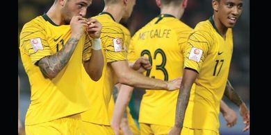 VIDEO - Gol Pertama Piala Asia U-23 2020, Free Kick Geledek Jarak Jauh Eks Pemain Inter Milan