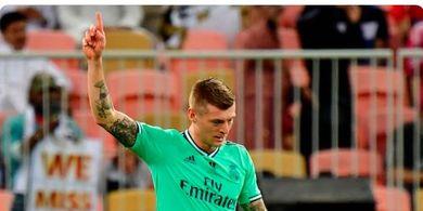 Kalah dari Man City Buat Toni Kroos Enggan Nonton Liga Champions Lagi