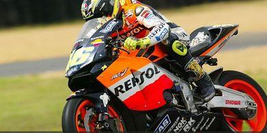 Fakta di Balik Tuduhan soal 'Ban Gaib' yang Dahulu Menangkan Valentino Rossi
