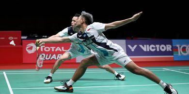 Hasil Indonesia Masters 2020 - Menang, Fajar/Rian Bertemu The Daddies di Semifinal