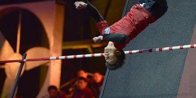 Salto 3,7 Meter, Atlet Parkour Asal China ini Pecahkan Rekor Dunia!