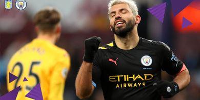 Termasuk dari Man United, Sergio Aguero Sebut 5 Pemain Sumber Inspirasinya
