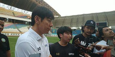 Shin Tae-yong Mulai Poles Beberapa Kekurangan di Timnas U-19 Indonesia