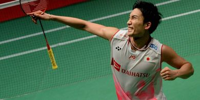 Kento Momota Sudah Duga Tak Akan Menang di Laureus World Sports Awards 2021