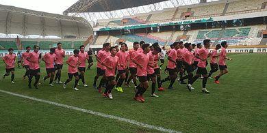 28 Pemain Bakal Dibawa ke Pemusatan Latihan Timnas U-19 Indonesia di Thailand