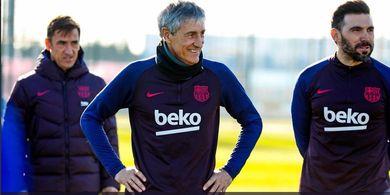 Dominan, Pelatih Baru Barcelona Langsung Cetak Rekor Besar