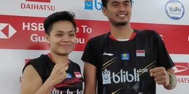 Pelatih Ganda Campuran Masih Tunggu Keputusan Final Tontowi Ahmad