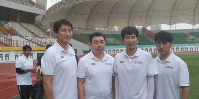 Asisten Shin Tae-yong: Massa Otot Timnas Indonesia U-19 'Sangat Mirip' Pemain U-16 Korea Selatan