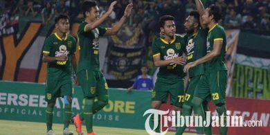 Persebaya Surabaya Launching Tim dan Uji Coba Lawan Klub Malaysia
