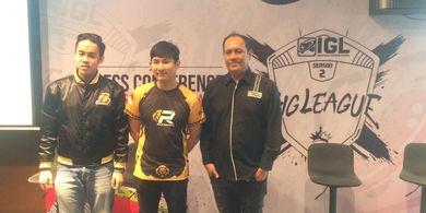 Termasuk FIFA dan PES, Indonesia Gaming League Masuki Season 2