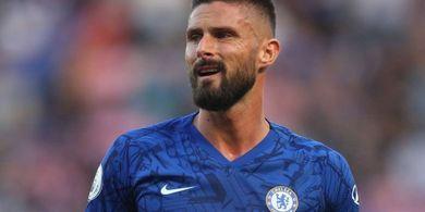 Giroud Ungkap Klub Pilihan Pertama Jika Tinggalkan Chelsea