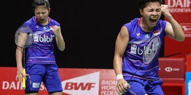 Hasil Indonesia Masters 2020 - Luar Biasa, Greysia/Apriyani Jadi Juara