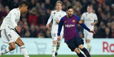 Real Madrid vs Barcelona - Panggungnya Pemain Kepala Tiga