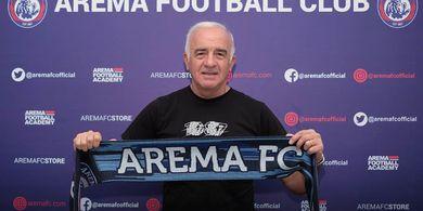 Mario Gomez Sebut Butuh Setengah Tahun Bentuk Skuat Arema FC yang Tangguh