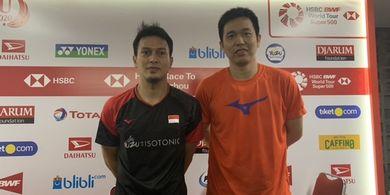 Indonesia Masters 2020 - Ahsan/Hendra: Pola Main Kami Sempat Tak Berkembang
