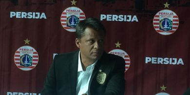 Sergio Farias Heran Tempat Latihan Persija Jakarta Selalu Pindah